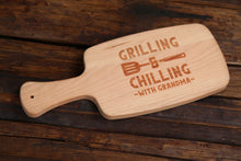 Load image into Gallery viewer, Grilling and Chilling Cutting Board