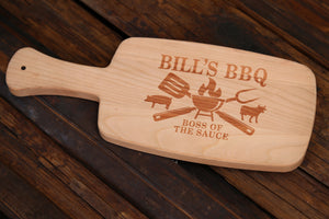 BBQ Cutting Board