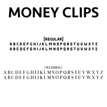 Load image into Gallery viewer, Money Clip