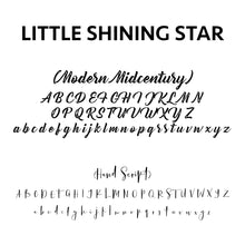 Load image into Gallery viewer, Little Shining Star Picture Frame