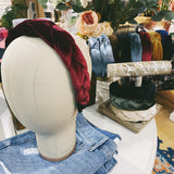 Velvet Headbands - La Mère Clothing + Goods