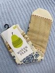 Woven Pear Socks - La Mère Clothing + Goods