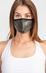 Camo Face Mask - La Mère Clothing + Goods