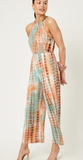 Knit Tie Dye Jumpsuit - La Mère Clothing + Goods