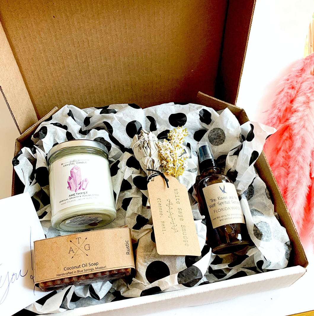 Boho Girl Gift Box - La Mère Clothing + Goods