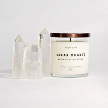 Load image into Gallery viewer, Crystal Soy Candle - La Mère Clothing + Goods
