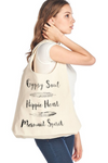 Gypsy Soul Canvas Bag - La Mère Clothing + Goods