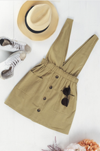 Load image into Gallery viewer, Button Down Overall Jumper - La Mère Clothing + Goods