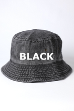 Load image into Gallery viewer, Canvas Bucket Hat - La Mère Clothing + Goods
