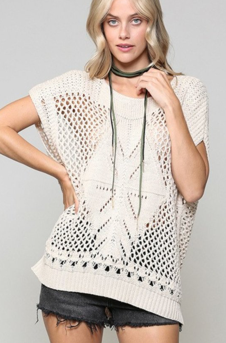 Charlie Knit Sweater - La Mère Clothing + Goods