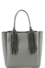 Load image into Gallery viewer, Fringe Tassel Bag - La Mère Clothing + Goods