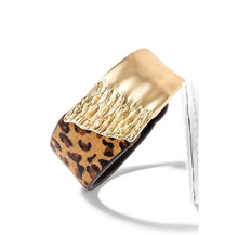 Load image into Gallery viewer, Leopard Cuff - La Mère Clothing + Goods