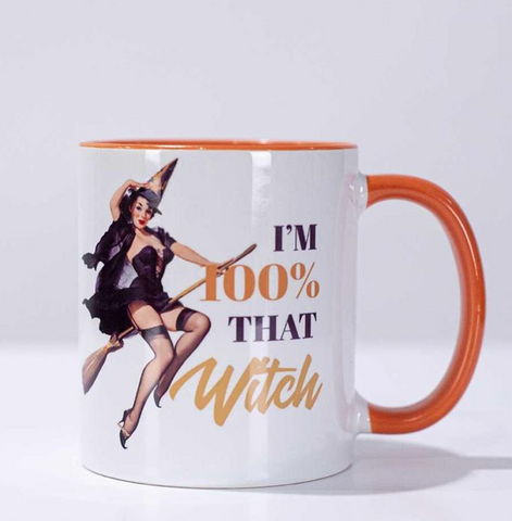 That Witch Coffee Mug - La Mère Clothing + Goods