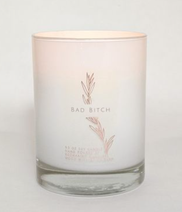 Bad Bitch Candle - La Mère Clothing + Goods