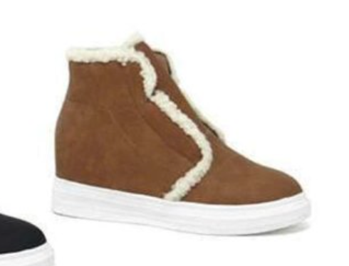 Demian Heeled Sneaker - La Mère Clothing + Goods
