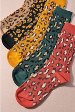 Load image into Gallery viewer, Walk on the Wild Side Socks - La Mère Clothing + Goods