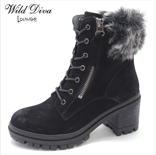 Wild Diva Boot - La Mère Clothing + Goods
