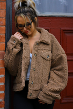 Load image into Gallery viewer, Teddy Jacket - La Mère Clothing + Goods