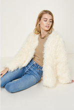 Load image into Gallery viewer, Hayden Mongolian Faux Fur Jacket - La Mère Clothing + Goods
