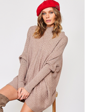 Load image into Gallery viewer, Ribbed Knit Dolman Sleeve Sweater - La Mère Clothing + Goods