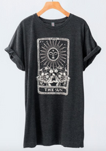 Load image into Gallery viewer, Tarot Graphic Tee - La Mère Clothing + Goods