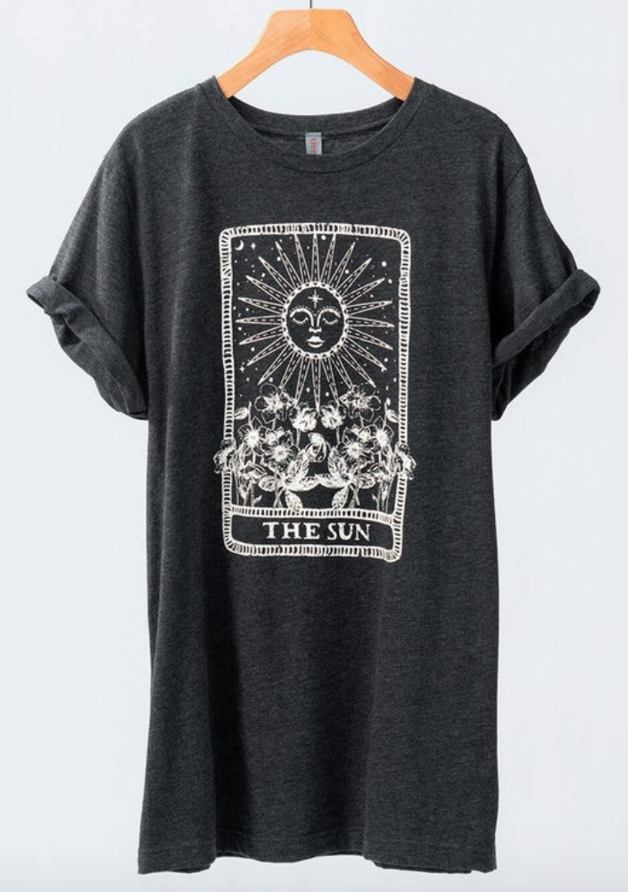 Tarot Graphic Tee - La Mère Clothing + Goods
