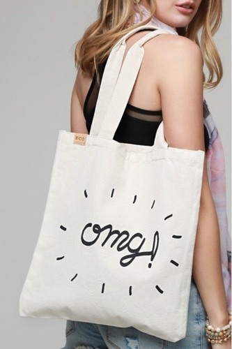 OMG Tote - La Mère Clothing + Goods
