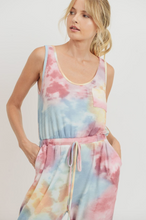 Load image into Gallery viewer, Tie Dye Jumpsuit - La Mère Clothing + Goods