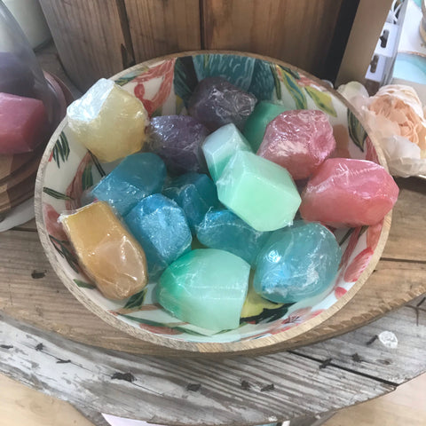 Gemstone Soap - La Mère Clothing + Goods