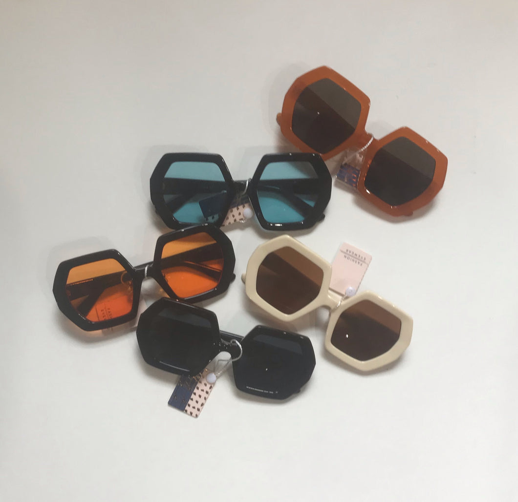 Vanessa Sunglasses - La Mère Clothing + Goods