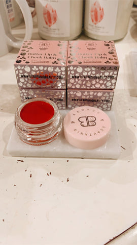 Butter Lip and Cheek Balm