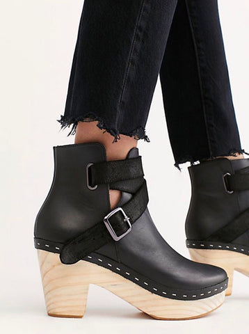Bungalow Clog Boot - La Mère Clothing + Goods