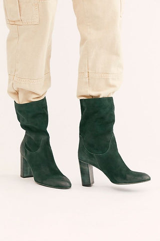 Dakota Heel Boot - La Mère Clothing + Goods