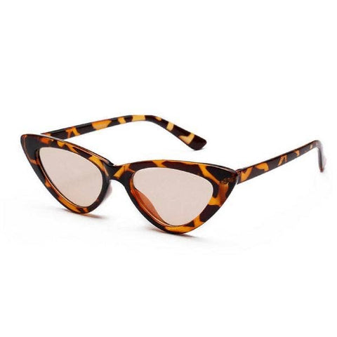 Leopard Milan Sunglasses - La Mère Clothing + Goods