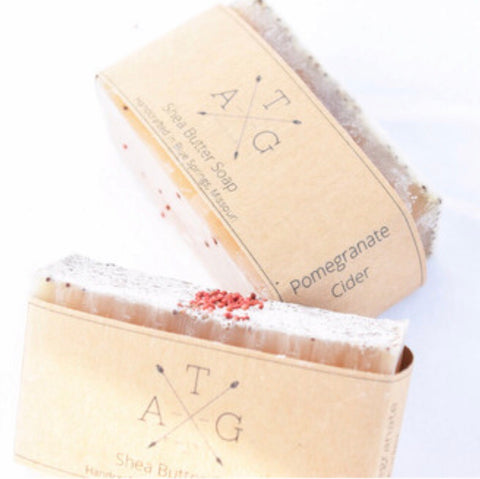 Shea Butter Soap - La Mère Clothing + Goods