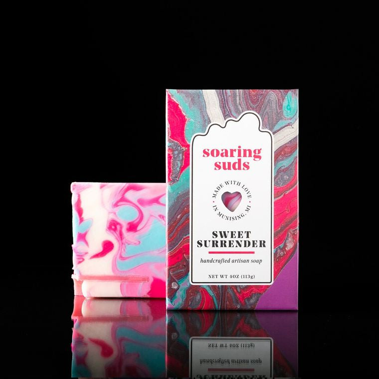 Sweet Surrender Soap - La Mère Clothing + Goods