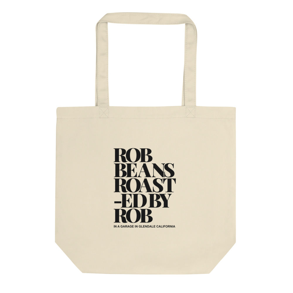 Robbeans Bean Carrier Eco Tote Bag