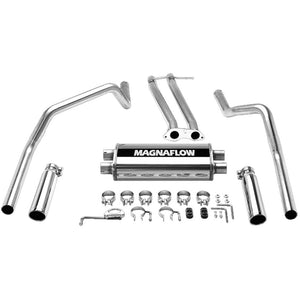 MagnaFlow MF Series Performance Exhaust Systems 15750