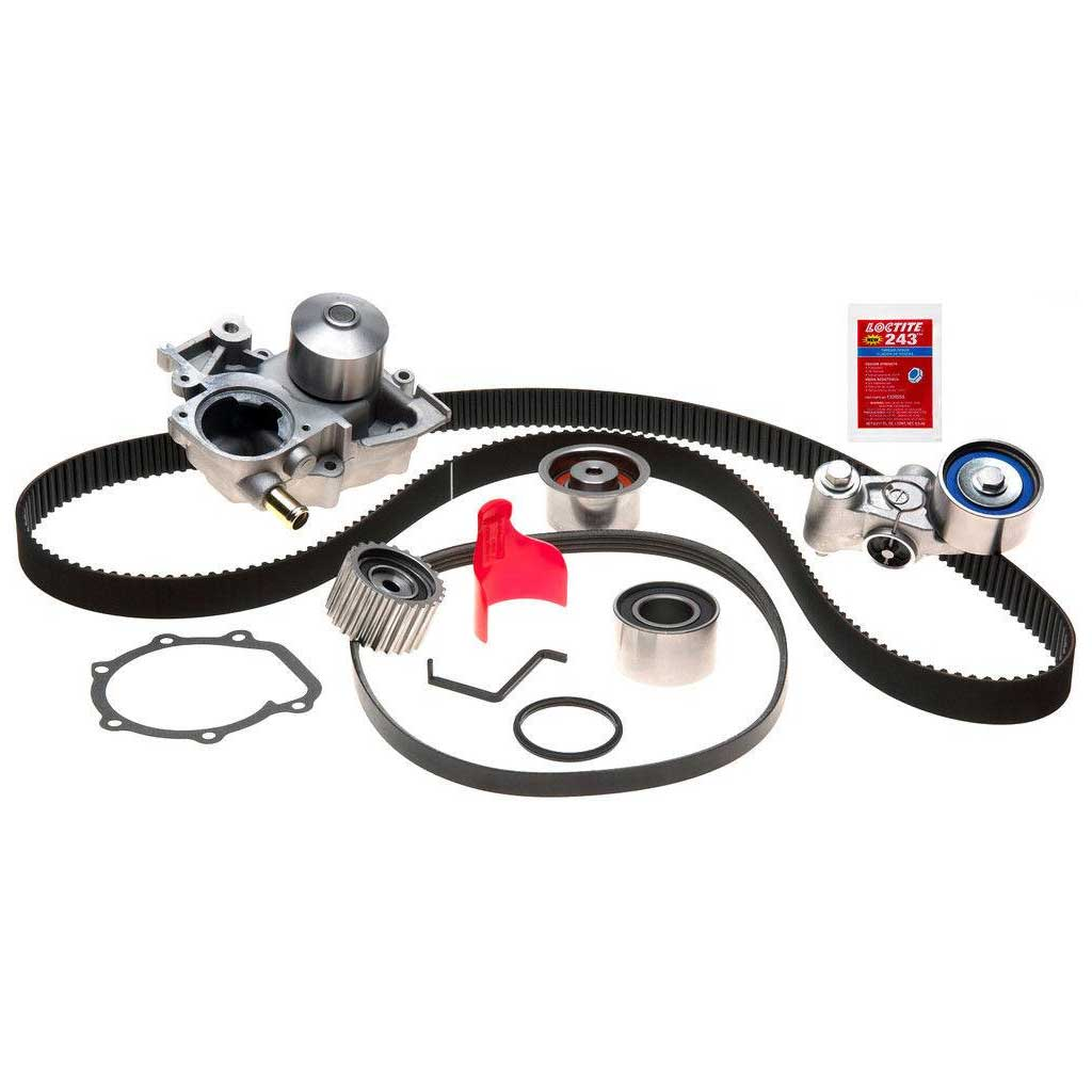 GATES Engine Timing Belt Kit with Water Pump 08-11 Subaru Outback 2.5L-H4