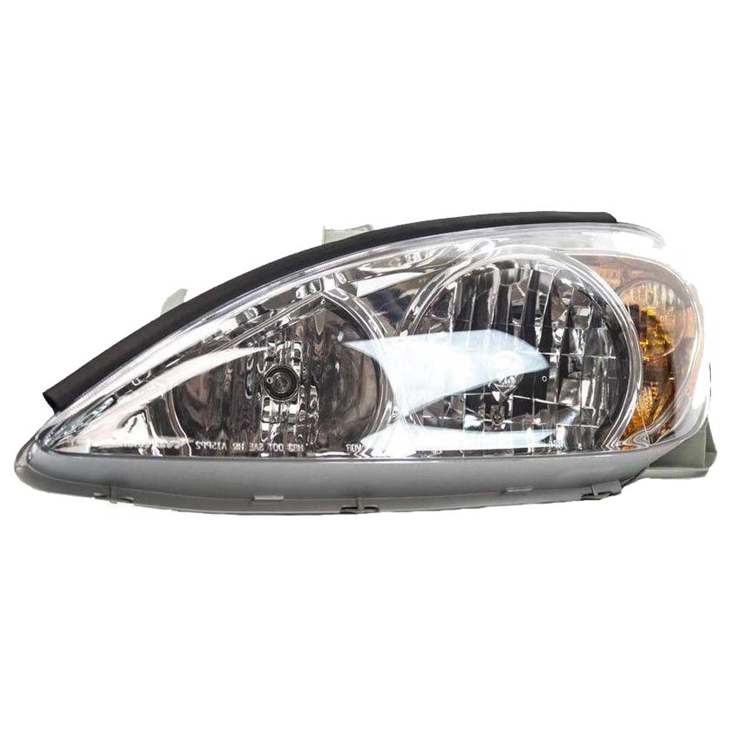TYC Headlight 02-04 Toyota Camry Left Assembly
