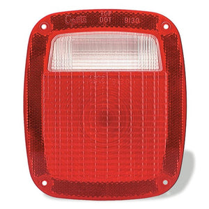 GROTE Tail Light Lens Left/Right 91302