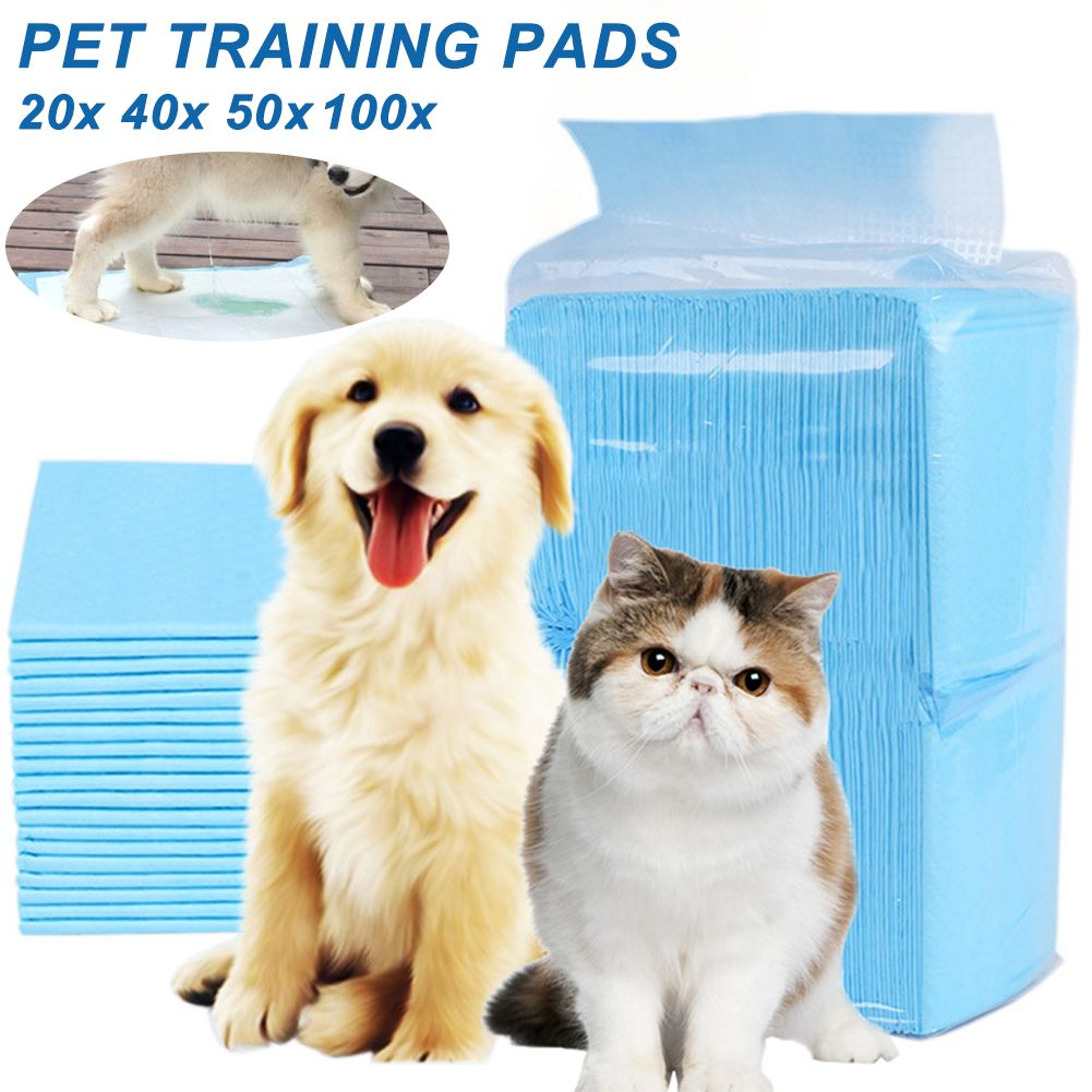 Dog Training Mat Toilet Pads Puppy Potty Pad