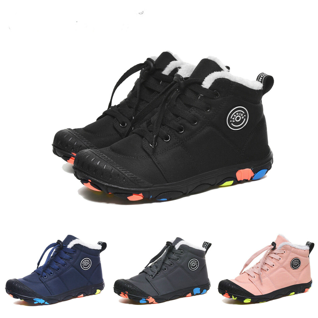 Winter Kids Snow Boots Shoes