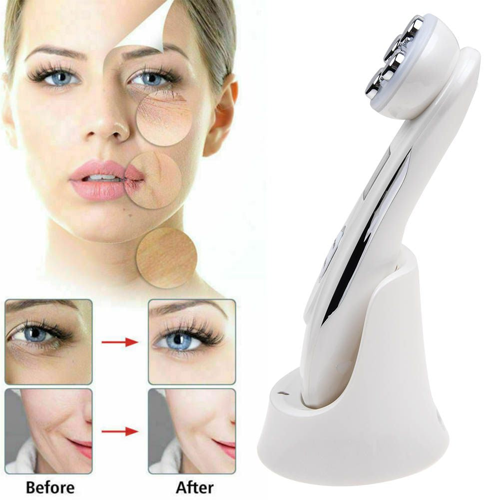 Anti Aging Electroporation Mesotherapy Facial Frequency Photon Device