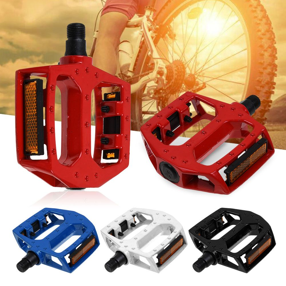 Road Mountain Bicycle Pedals Metal Alloy