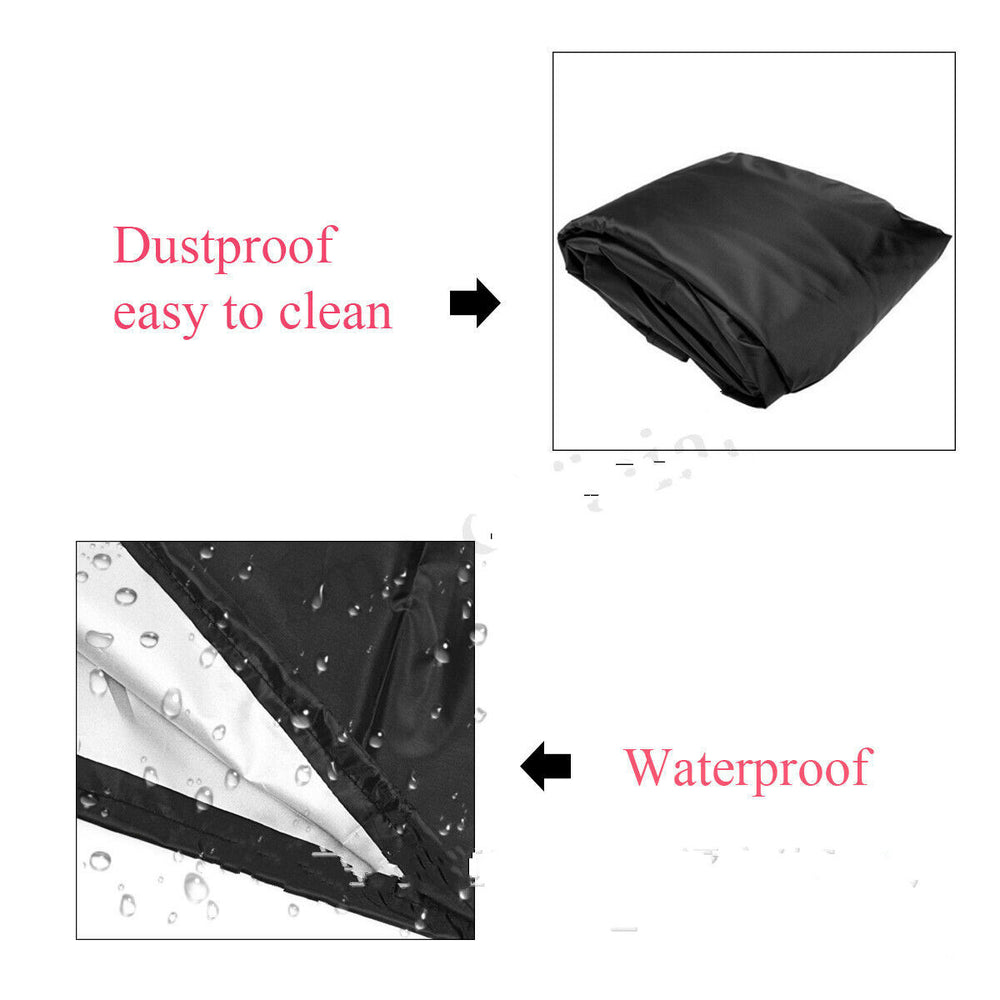 Waterproof V Shape Corner Garden Sofa Protective Cover