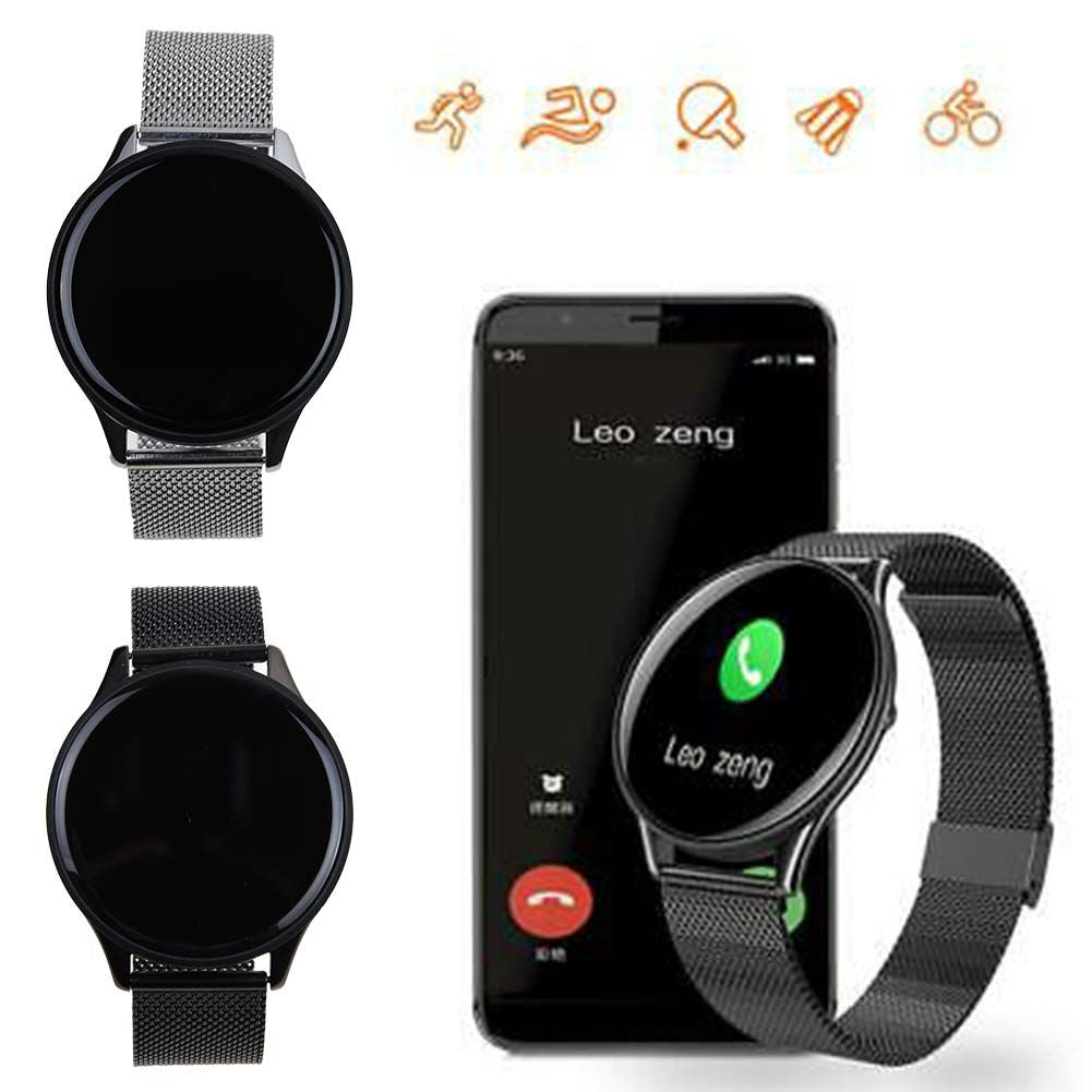 SN58 Sports Smart Watch Heart Rate Blood Pressure Monitor for iOS Android