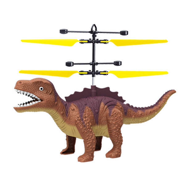 RC Flying Helicopter Dinosaurs Flying Toys