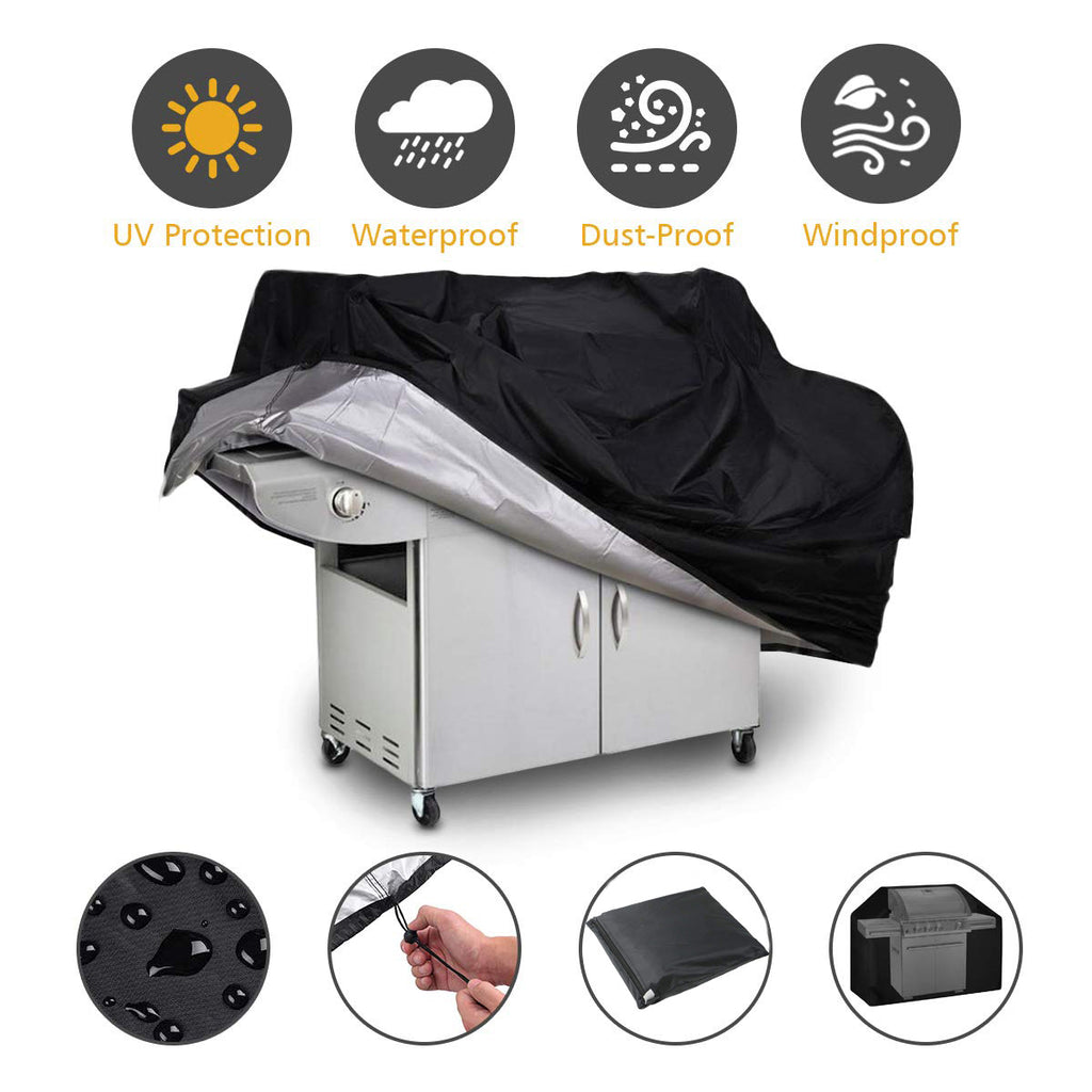 Waterproof Barbecue Grill Cover Protector Outdoor