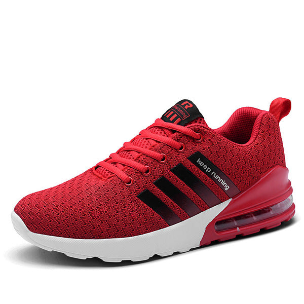 Fashion Men Athletic Air Cushion Running Shoe Lightweight